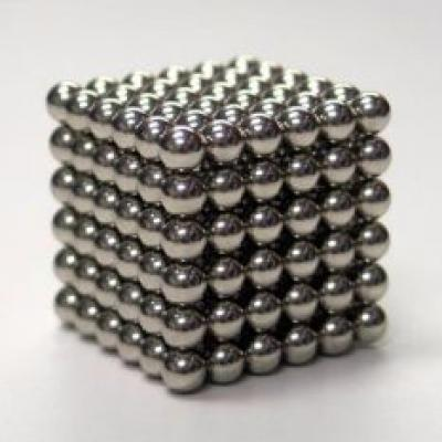 Nam châm xếp hình thông minh 216 viên 5mm BuckyBalls (tròn)